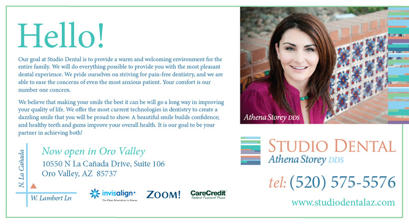 Call today for a free, no-obligation Invisalign consultation at Studio Dental